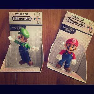 Luigi figure